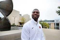 Willie Ponder College Sports Former football star Willie Ponder returns to