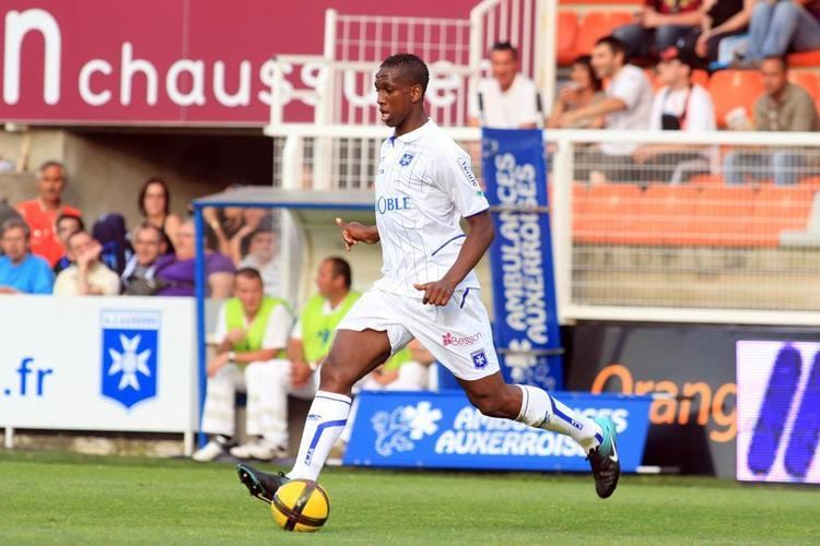 Willy Boly Celtic showing an interest in Auxerre39s Willy Boly