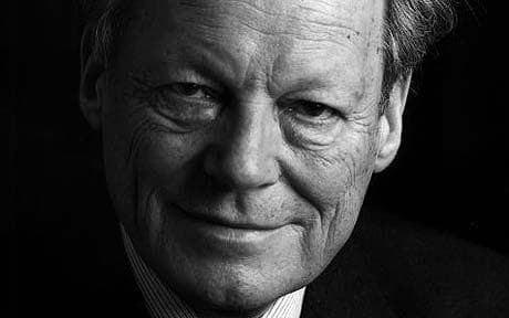 Willy Brandt Willy Brandt Telegraph