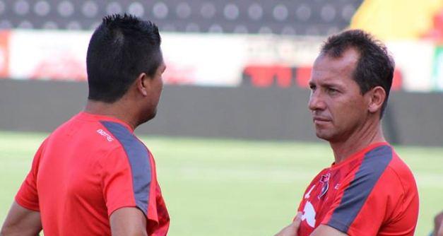 Wilmer López Alajuelense dio inicio a la era de Wilmer El Pato Lpez Deporticos