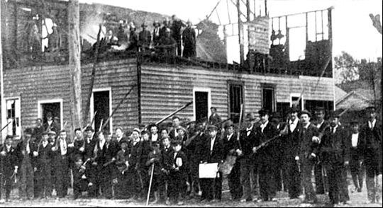 Wilmington insurrection of 1898 Marking 110 Years Sinice the 1898 Race RiotDemocrats lead only Coup