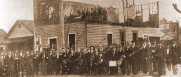 Wilmington insurrection of 1898 The Pandora Society November 10th 1898 The Wilmington Insurrection