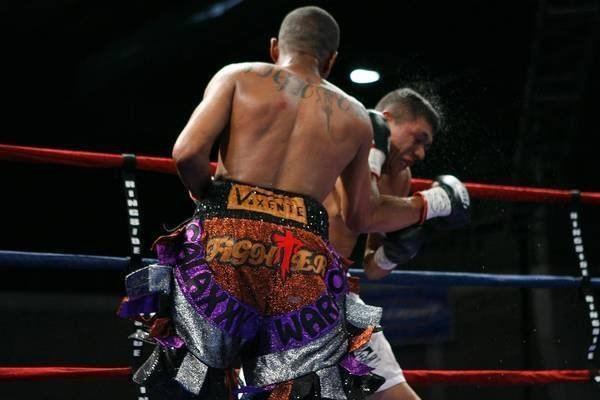 Wilson Alcorro Nate Campbell vs Wilson Alcorro Boxing Photos