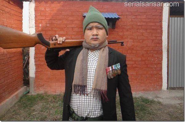 Wilson Bikram Rai Wilson Bikram Rai Nepali serials