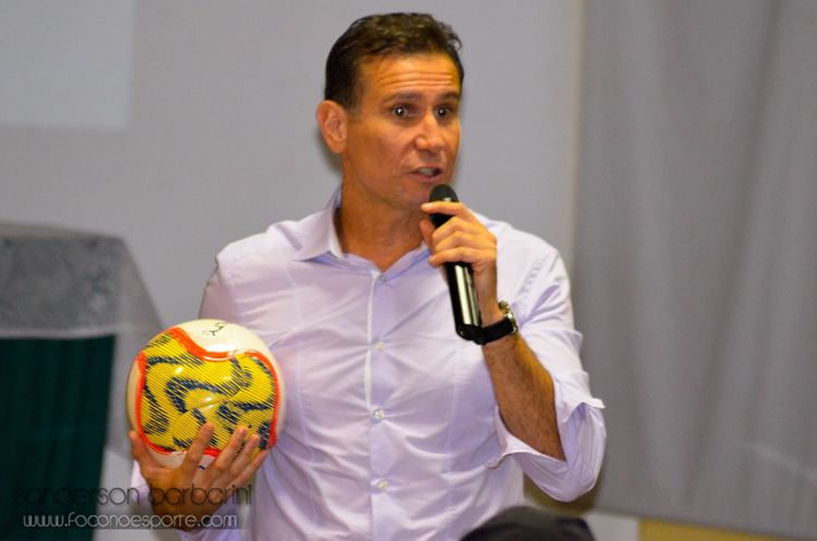 Wilson Seneme Aula do Curso de rbitros conta com a participao de Wilson Luiz
