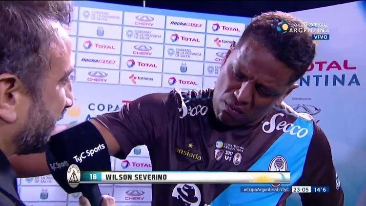 Wilson Severino La emocin de Wilson Severino tras su retiro en RiverAtlas YouTube