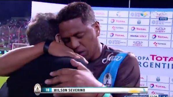Wilson Severino La emotiva despedida de Wilson Severino sus sentidas palabras y el
