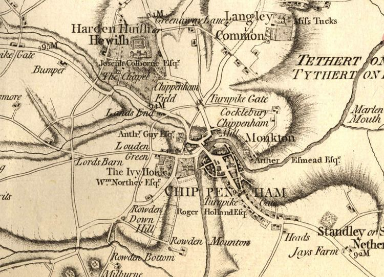 Wiltshire in the past, History of Wiltshire