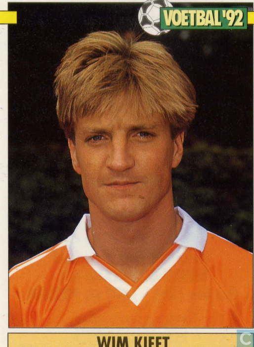 Wim Kieft Voetbal 92 Wim Kieft Panini Catawiki