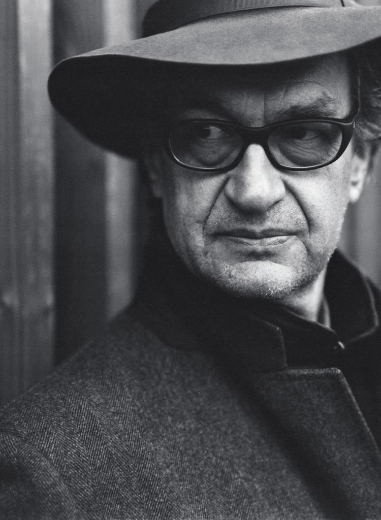 Wim Wenders Wim Wenders Palermo Shooting FIlm Review
