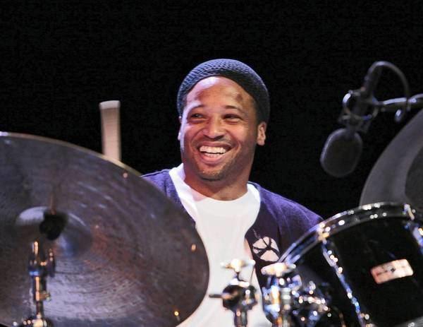Winard Harper Drummer Winard Harper at Jazz Showcase tribunedigital