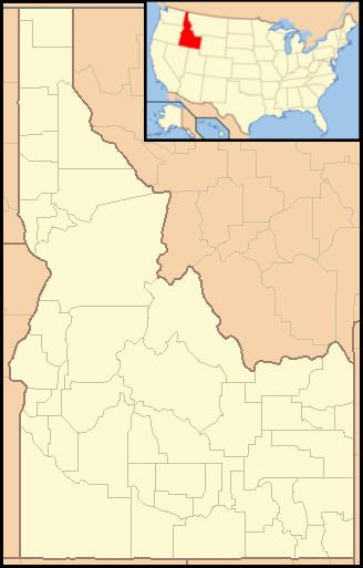 Winchester Idaho Map.Winchester Lake State Park Alchetron The Free Social Encyclopedia