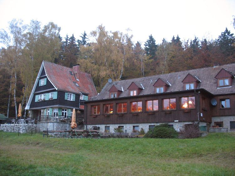 Windenhütte Hunting Lodge