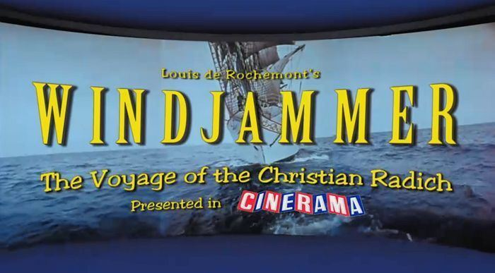 WINDJAMMER the first presentation in Cinemiracle
