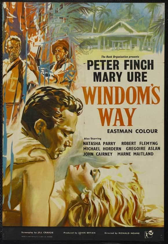 Windom's Way Windoms Way Movie Posters From Movie Poster Shop