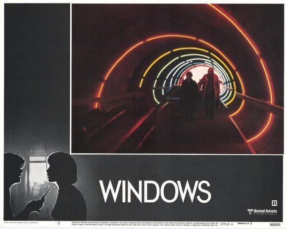 Windows (film) Moon In The Gutter Gordon Willis Windows 1980