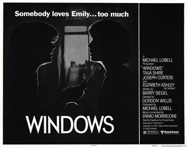 Windows (film) From The Vault Windows 1980