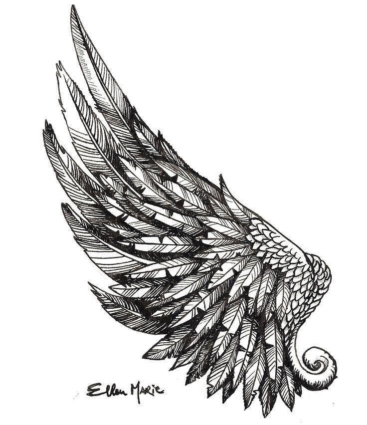 Wing httpssmediacacheak0pinimgcomoriginals10