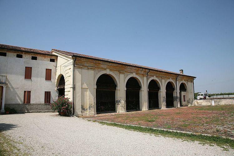 Wing of the Villa Thiene (Cicogna) - Alchetron, the free social ...