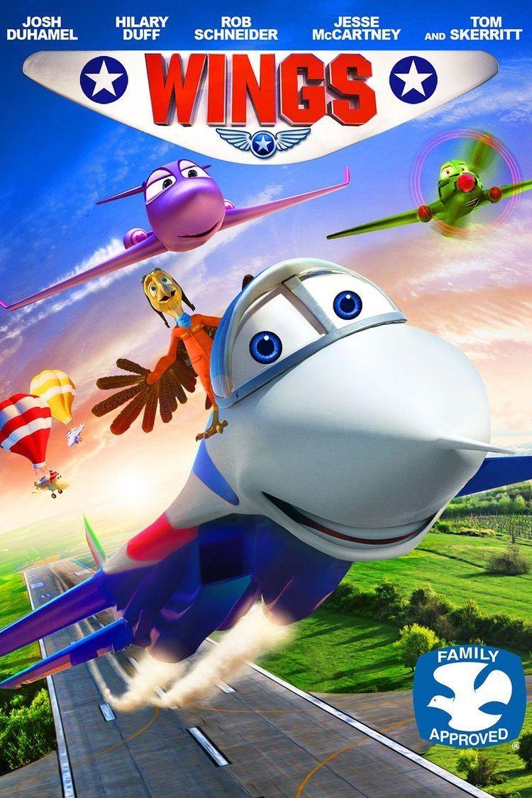 Wings (2012 film) wwwgstaticcomtvthumbmovieposters10459289p10