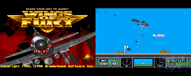 Wings of Fury Wings Of Fury Hall Of Light The database of Amiga games
