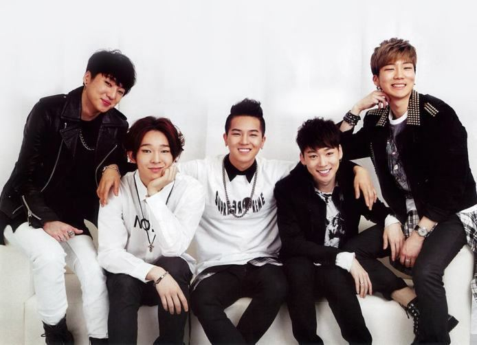 Winner (band) FUSE TV Features Winner as One of the 13 Top Breakout Artists of
