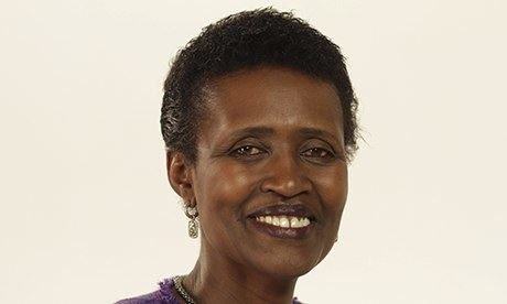Winnie Byanyima Oxfam chief on the global problem of gender equality