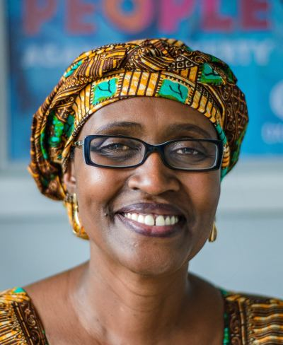 Winnie Byanyima Making the SDGs a reality with fair and responsible