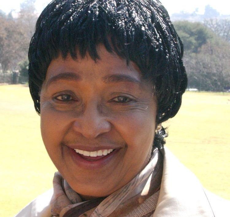 Winnie Madikizela-Mandela Winnie MadikizelaMandela Wikipedia the free encyclopedia