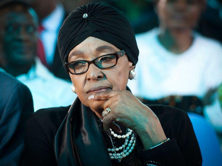Winnie Madikizela-Mandela Winnie MadikizelaMandela SA Breaking News