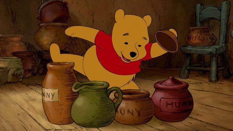 Winnie-the-Pooh Poohs Tummy The Mini Adventures of Winnie The Pooh Disney YouTube