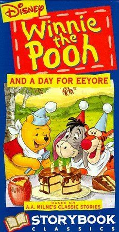 Winnie the Pooh and a Day for Eeyore Amazoncom Winnie the Pooh and a Day for Eeyore VHS Hal Smith