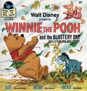 Winnie the Pooh and the Blustery Day Winnie the Pooh and the Blustery Day Just Books Read Aloud
