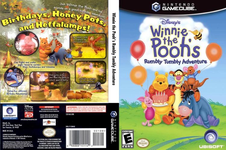 Winnie The Pooh S Rumbly Tumbly Adventure Alchetron The Free Social Encyclopedia