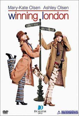 Winning London movie poster