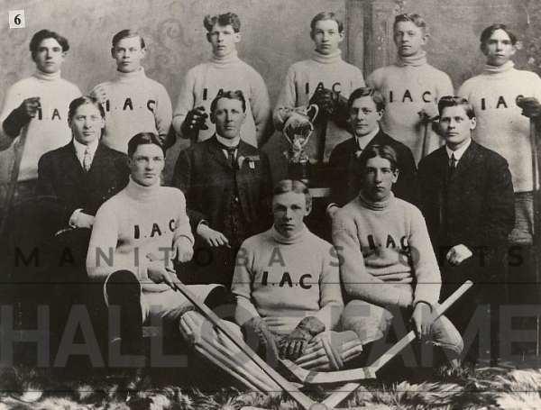 Winnipeg Falcons Honoured Members Database Manitoba Sports Hall of Fame