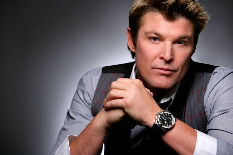 Winsor Harmon EXCLUSIVE Winsor Harmon Returns To 39The Bold And The