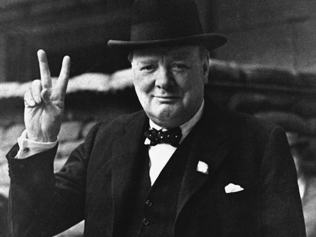 Winston Churchill Never ever ever ever give up Winston Churchill Q102
