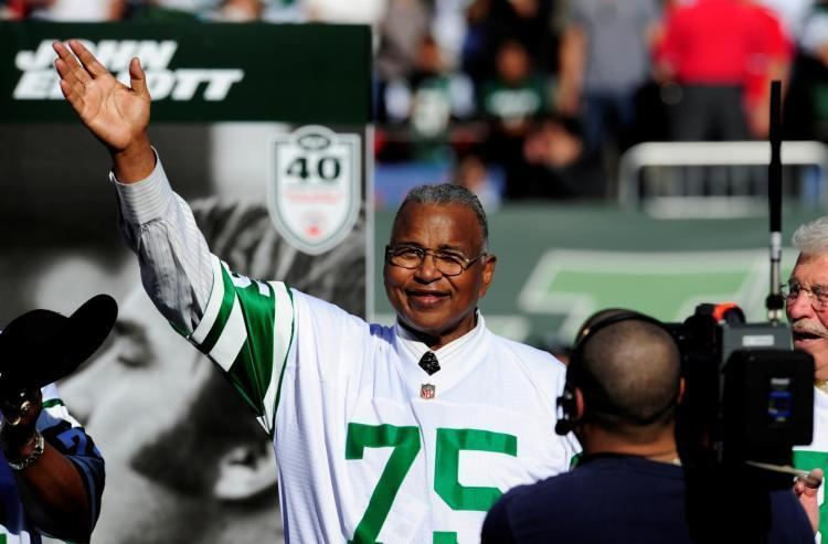 Winston Hill Winston Hill member of Jets Super Bowl III champions dead at 74
