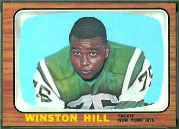 Winston Hill Winston Hill 1966 Topps 92 Vintage Football Card Gallery