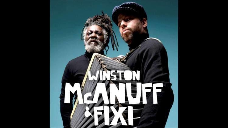 Winston McAnuff Winston McAnuff amp Fixi I39m a rebel YouTube