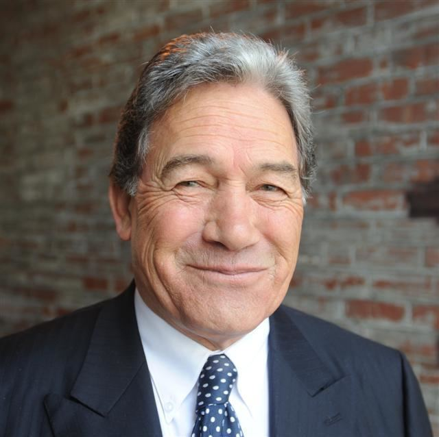 Winston Peters Is Winston Peters the only opposition leader with moral