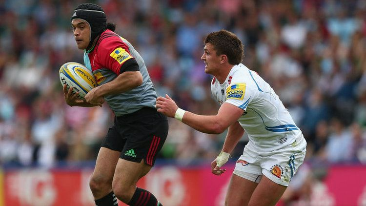 Winston Stanley (rugby union) Harlequins duo Charlie Walker and Winston Stanley extend contracts