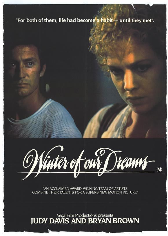 Winter of Our Dreams Winter of Our Dreams Movie Posters From Movie Poster Shop
