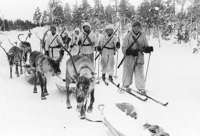 Winter War Finnish Sniper Simo Hayha The White Death
