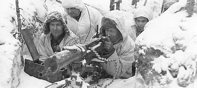 Winter War Trauma portrayed with heroism thisisFINLAND