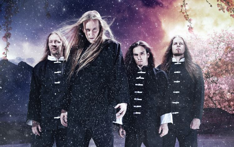 Wintersun WINTERSUN To Release A New Full Length Album This Year Maybe More