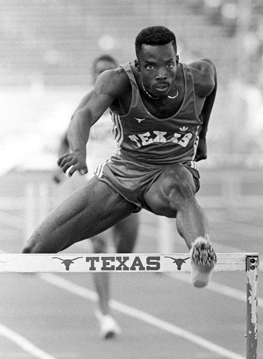 Winthrop Graham Winthrop Graham Jamaica Mens Track Field Seoul 1988 1 Silver