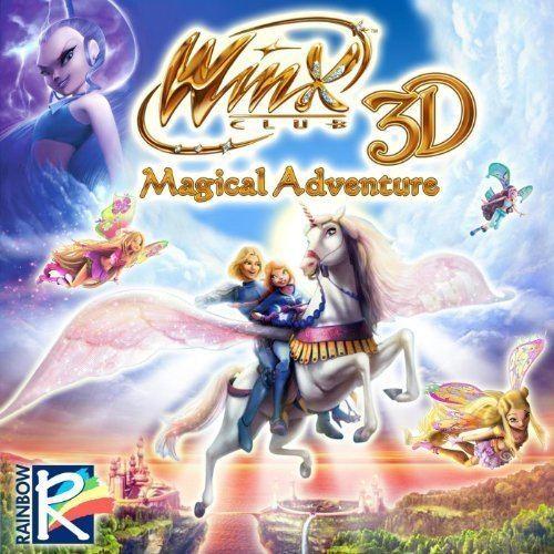 Winx Club 3D: Magical Adventure Amazoncom Winx Club 3D Magical Adventure Original Motion Picture