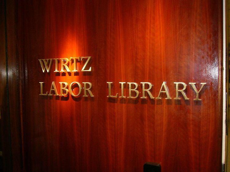 Wirtz Labor Library